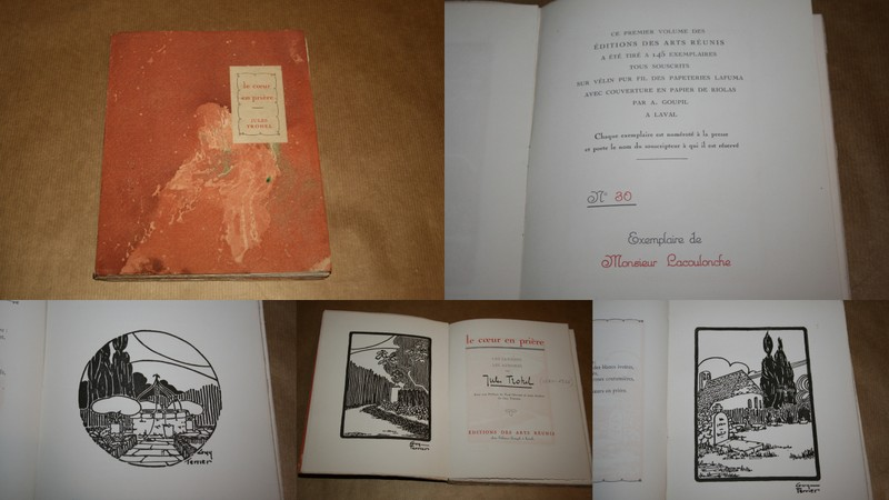 66 - Silex taillés de Marcel Cressy à Gasny H22 DA002 Normands coupure de presse IMPARTIAL -