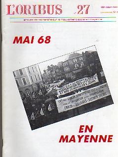 Imprimerie Guillotte A Laval Mayenne N 27 Decembre 1988