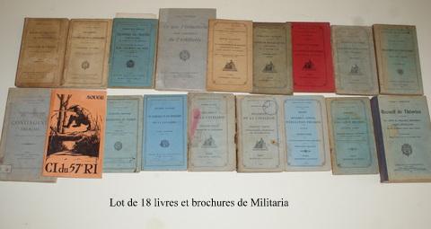 MANUSCRIT DE 9 PAGES ET 2 PLANCHES 6 FIGURES Collectif TREGUIER Colonel ARMANGUE J FROCARD Lieutenant Etc